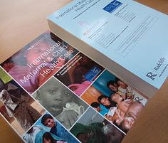 """medical manual textbook maternal health saving lives  midwife MCAI  """"The book is really beautiful, well-packaged and quite informative. I am convinced that it would be an excellent learning resource and an asset to our hospitals involved in the care of children in this part of the world.   Once again, I thank you very much for your sterling efforts"""""""