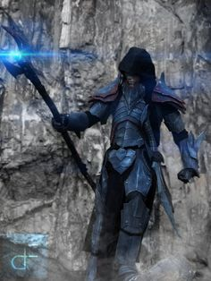 """Another CosPlay that would look great in LARP. This costume was BUILT IN 4 DAYS!!! Nobody should EVER say """"I can't get a costume together"""". - """"Elder Scrolls Online : Daedric Warlord Cosplay by CpCody ... A costume built in 4 days after seeing the New Elder Scrolls online Arrival cinematic trailer"""""""