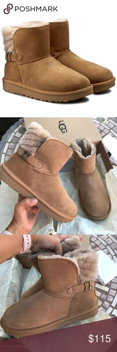 NIKE WOMENS AUTHENTIC CHESTNUT BOOTS Sz 8 New NIKE WOMENS AUTHENTIC CHESTNUT BOOTS Sz 8 New ! 100% authentic! Item#cinz UGG Shoes