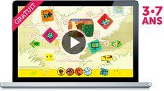 Bayam, site réservé aux enfants des Editions Bayard (3-7 ans)