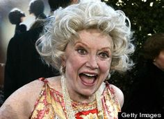 Phyllis Diller: Comedian Dies At 95 Phyllis Diller, Comedy Acts, In Memorium, Wall Of Fame, Bob Hope, Influential People, Old Tv Shows, Stand Up Comedy, Celebs