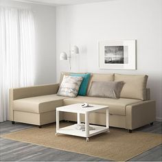 The Top 15 Best Sleeper Sofas & Sofa Beds — Annual Guide 2016 ***Friheten Sleeper Sofa from IKEA for $599