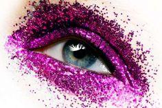 Luscious Lips & Vivid Colors Create Picture-Perfect Editorials #makeup trendhunter.com