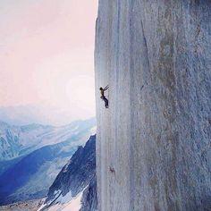 Rock climbing   Summer mountain activities