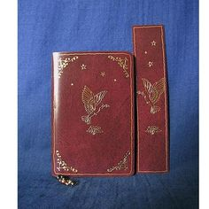 Handmade Australia :: The online handmade marketplace :: Open 24 hours :: Buy, Sell, Learn Upcycled Vintage, How To Make Paper, My Favorite Things, Notebook, Australia, Birds, Learning, Leather, Gold