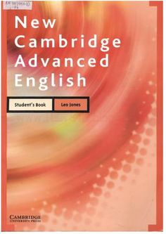 New cambridge advanced english by Pier Roncoroni - issuu English Learning Books, English Grammar Book, English Grammar Worksheets, English Reading, English Book, English Class, English Lessons, English Vocabulary, Teaching English