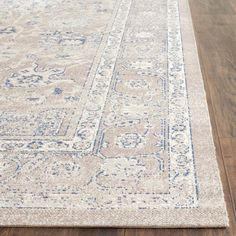 Safavieh Patina Taupe/ Taupe Cotton Rug (8' x 10') Guest room?
