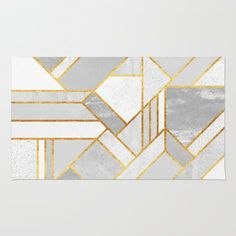 gold-city-rug - Design Milk                                                                                                                                                      More