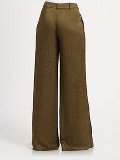 10 Crosby Derek Lam - Wide-Leg Pants - Saks.com