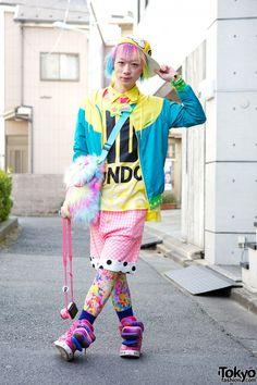 Junnyan -- Fairy Kei boy