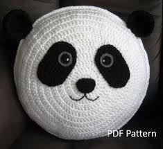 Resultado de imagen para cojin de oso a crochet