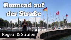 Was braucht ein #Rennrad auf der Straße in #Deutschland #Österreich und der #Schweiz ? Road Racer Bike, Road Cycling, Switzerland, Germany