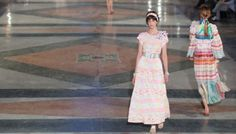 Chanel Brings Glamour Back to Cuba in Catwalk Extravaganza