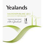 Yealands Sauvignon Blanc from Marlborough, New Zealand Light, crisp and fruity