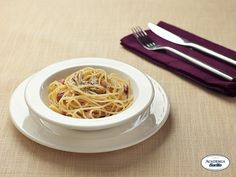 Spaghetti alla 'gricia'