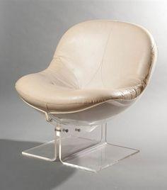 sphere plastic chair vintage - Cerca con Google