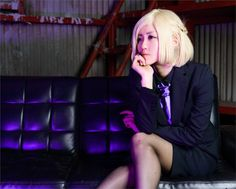 ashuri Akira Mado Cosplay Photo Tokyo Ghoul, Cosplay Ideas, Akira, Costumes, Japanese Sleeve, Best Series, Dress Up Clothes, Fancy Dress, Men's Costumes
