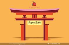 Japan Ease !!  Learning #Japanese on you mind ? Learn it with ease with #special techniques at My Learning Planet.  Learn Japanese at My Learning Planet. Visit www.mylearningplanet.in or call 9899888185.