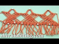 Way to Develop Hairpin Crochet Strip Tutorial 30 How to Crochet Hairpin Braid. This hairpin crochet tutorial shows you a beautiful pattern worked with additional crochet around the strip. This nice texture is made of crossed Hairpin Lace Crochet, Hairpin Lace Patterns, Crochet Motif, Irish Crochet, Crochet Shawl, Crochet Hooks, Knit Crochet, Broomstick Lace, Crochet Stitches Patterns