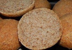Bułki grahamki tradycyjne Bread, Food, Brot, Essen, Baking, Meals, Breads, Buns, Yemek