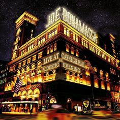 Check out some Songs and Videos here: JOE BONAMASSA – Live At Carnegie Hall – An Acoustic Evening - New released Album out now.
