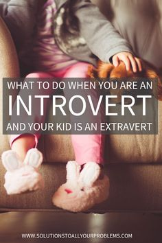 Are you an introvert parent with an extravert child? Read on for these super helpful tips for how to make it work for both of you!