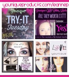 Try 3D Fiber Lash Mascara RISK FREE for 14 days! If you don't absolutely LOVE IT, return it for a refund of your full purchase price. It's as simple as that! What have you got to lose?? Other than another week without amazing lashes!!  Link to order in comments.