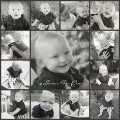 Children Photography - Baby boy Photography - 9 months old