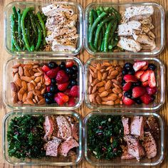 Glass Meal Prep Containers - With all of the worry about toxic substances in plastic getting in to your food while microwaving, whether your plastic is BPA free and plastic absorbing food germs- it's totally understandable if you want to make the switch to glass meal prep containers.