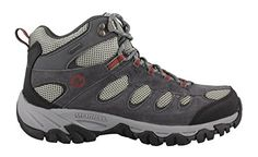 Mens Merrell Ridgepass Mid GTX Hiking Boots GRAY 12 M *** Learn more by visiting the image link. (This is an affiliate link)