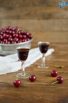 Red Wine, Alcoholic Drinks, Cherry, Food And Drink, Fruit, Cooking, Recipes, Narnia, Kitchens