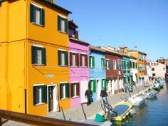 Isla de Burano, Venecia 2007