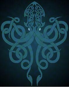 This is the Blazon of Aquasten (the Water Empire).