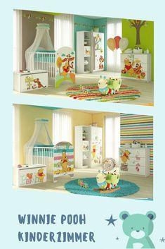 Die 158 besten Bilder von Kinderzimmer ▷ Winnie Pooh in ...