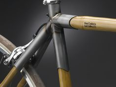 Bamboo bikes made in Fort Collins, CO