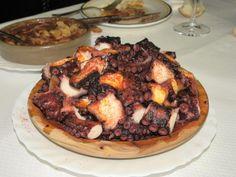 Restaurante La Fragata de Santo Tomás de las Ollas