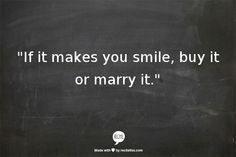 If it makes you smile, buy it or marry it. http://desireemascaralotforyou.com/