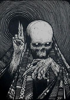 ┼Metal is my life!Page about metal,dark art,horror and other brutal things! Art And Illustration, Gravure Illustration, Arte Horror, Horror Art, Art Épouvante, Inspiration Art, Art Inspo, Art Noir, Satanic Art