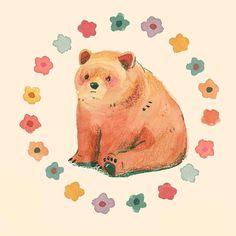 Likes, 27 Comments - Ohh Deer Kunst Inspo, Art Inspo, Pretty Art, Cute Art, Animal Drawings, Cute Drawings, Art And Illustration, Illustrations, Drawn Art