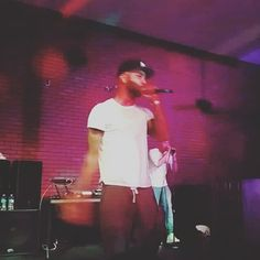 Joe Budden performed on Saturday at Alamo City Music Club