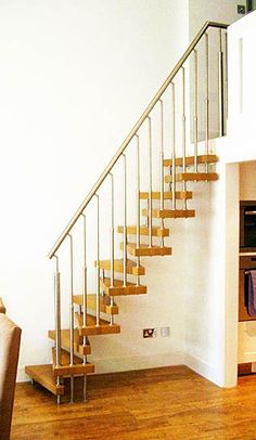 Amazing Space-Saving Staircase Ideas for your Tiny Home - Homadein