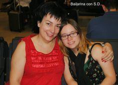 Bailarina con sindrome de down: CRUCERO POR EL MEDITERRANEO DIA 1 Escrito por Haiz...