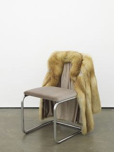 Nicole Wermers, Untitled chair, 2014