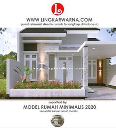 100 Best Desain Teras Rumah Minimalis Images In 2020 House Styles House Design Home