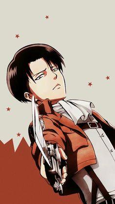 Shingeki no Kyojin   Attack On Titan   Anime   Boy   Badass   Heichou   Rivaille   Levi Ackerman   Art   Best