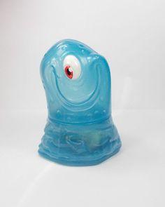 Monsters V Aliens - B.O.B. - Action Toy Figure - Cake Topper - DreamWorks