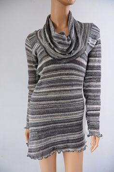 sweterkowa sukienka zara Vinted