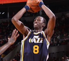 Josh Howard - Utah Jazz (2003 NBA Draft)