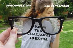Guacamole Day // Sep