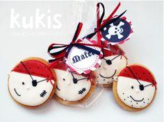 piratas cookies
